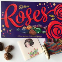 Roses Cadbury Chocolates available at Stems